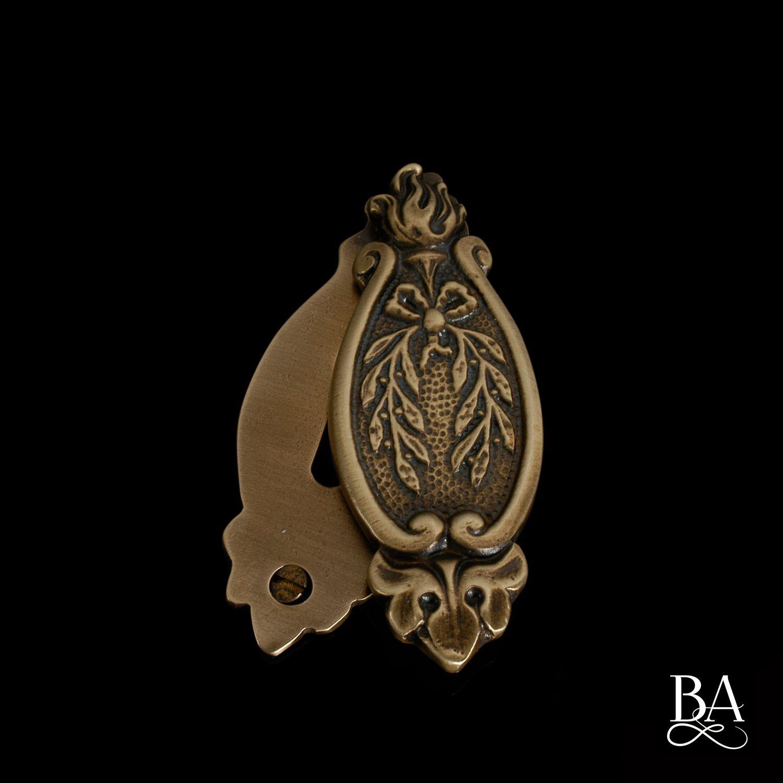 Louis XVI Emblem Escutcheon