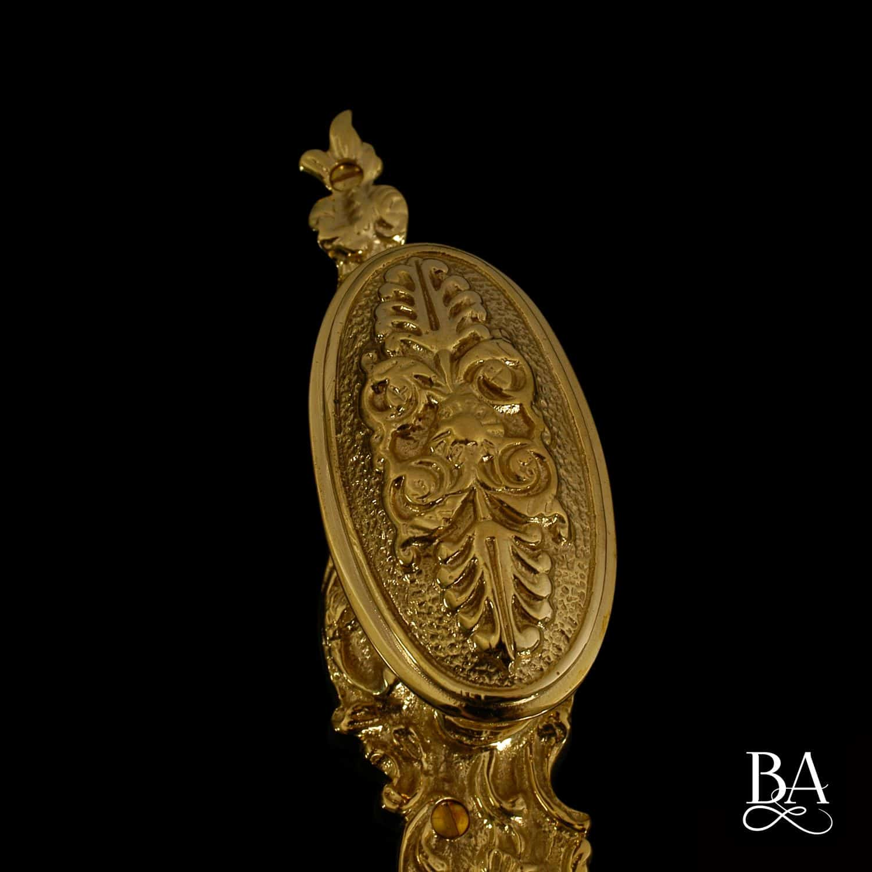 Louis XV Door Knob