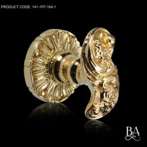 Louis XV Door Knob