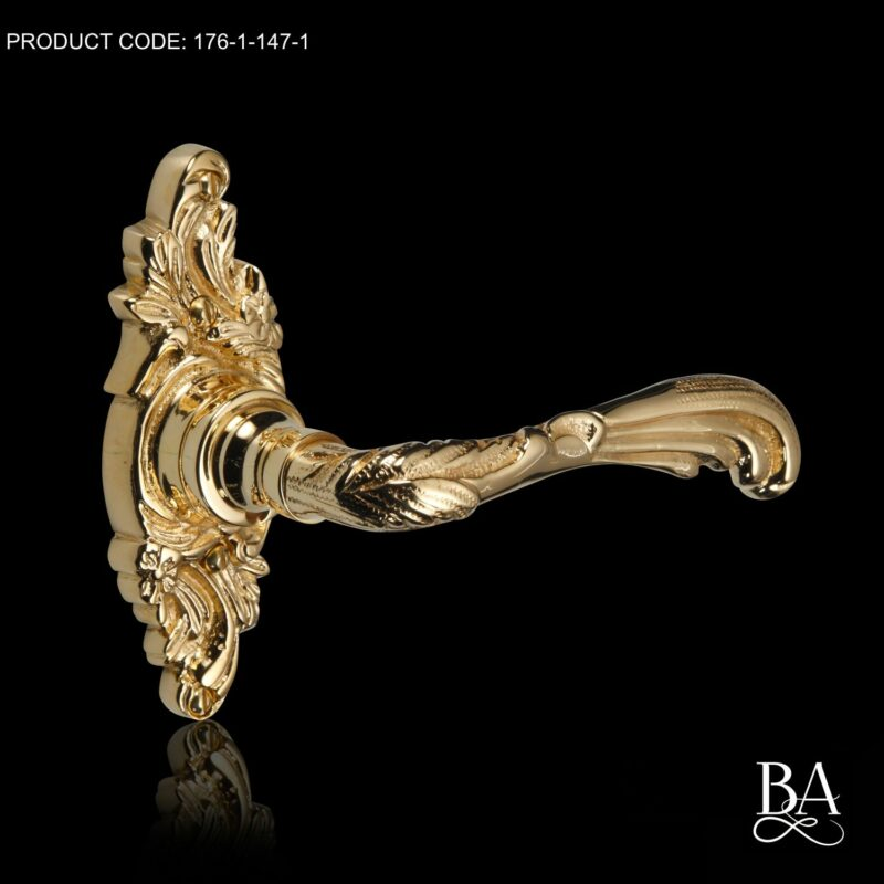 Louis XV Door Handle