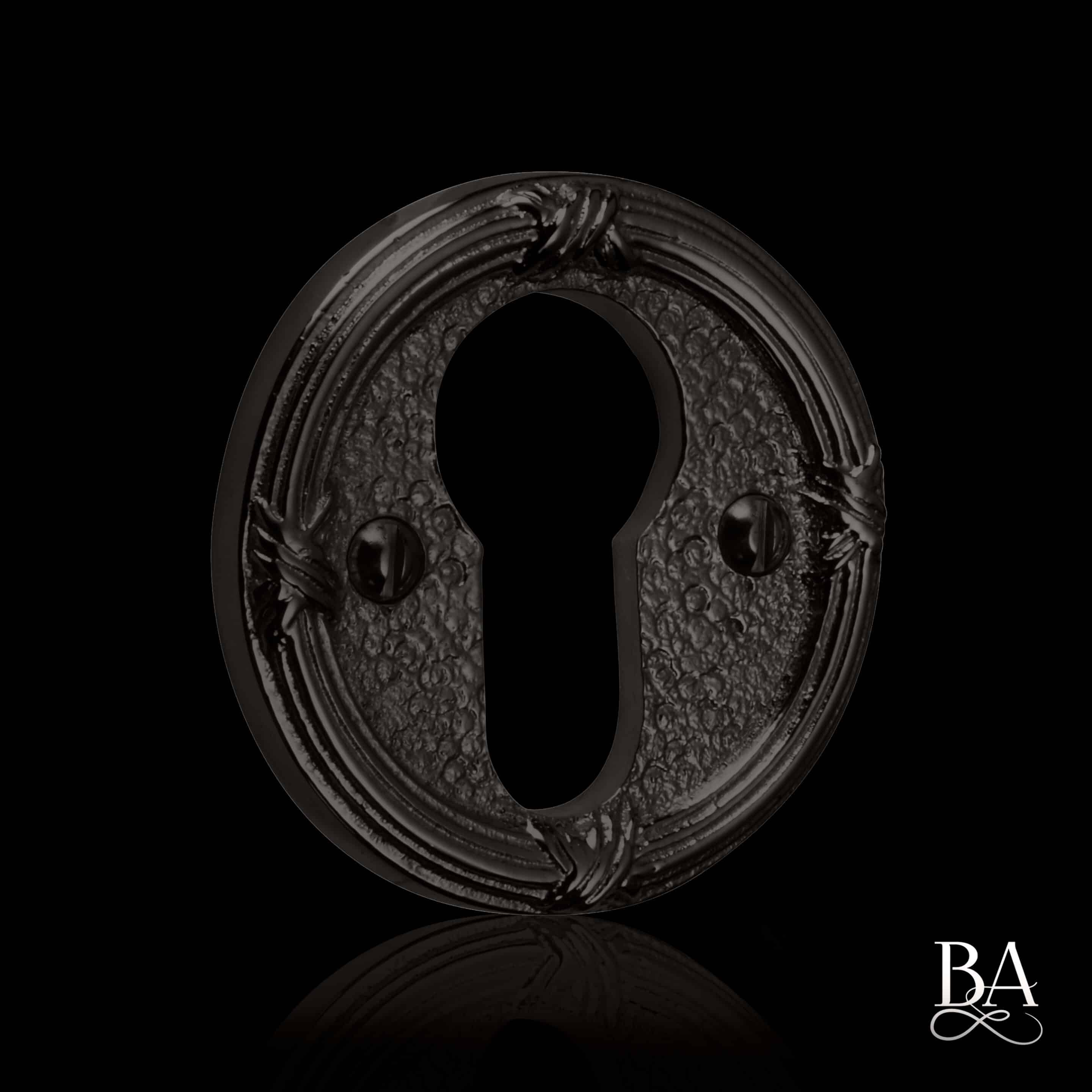Burlington Round Open Escutcheon