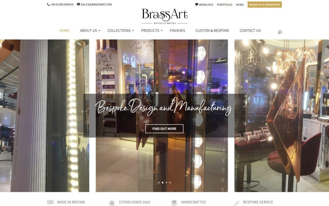 The beginning of the NEW BrassArt