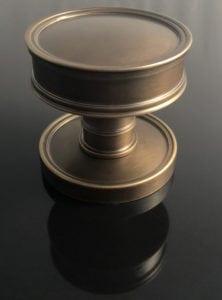 luxury doorknobs