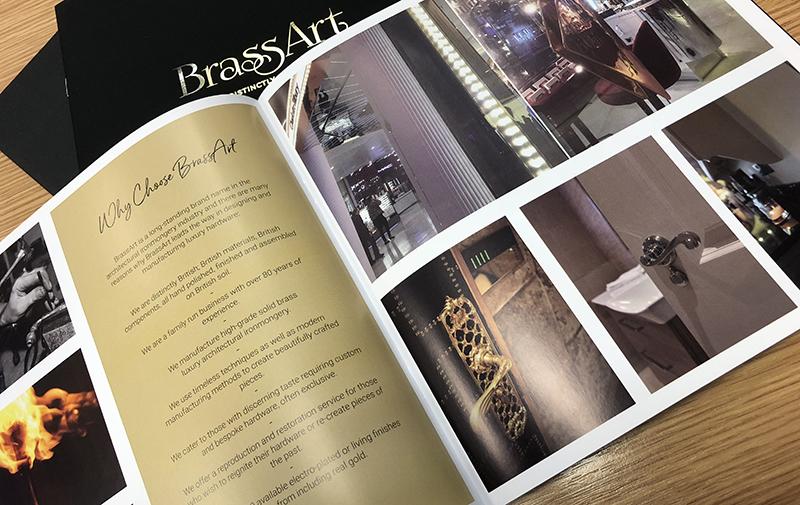 BrassArt Look Book of Architectural Ironmongery