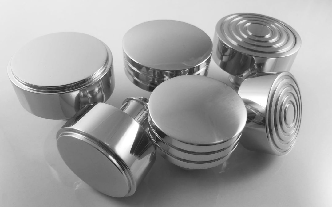 Additons to our range of modern architectural ironmongery  |  NEW mortice door knobs