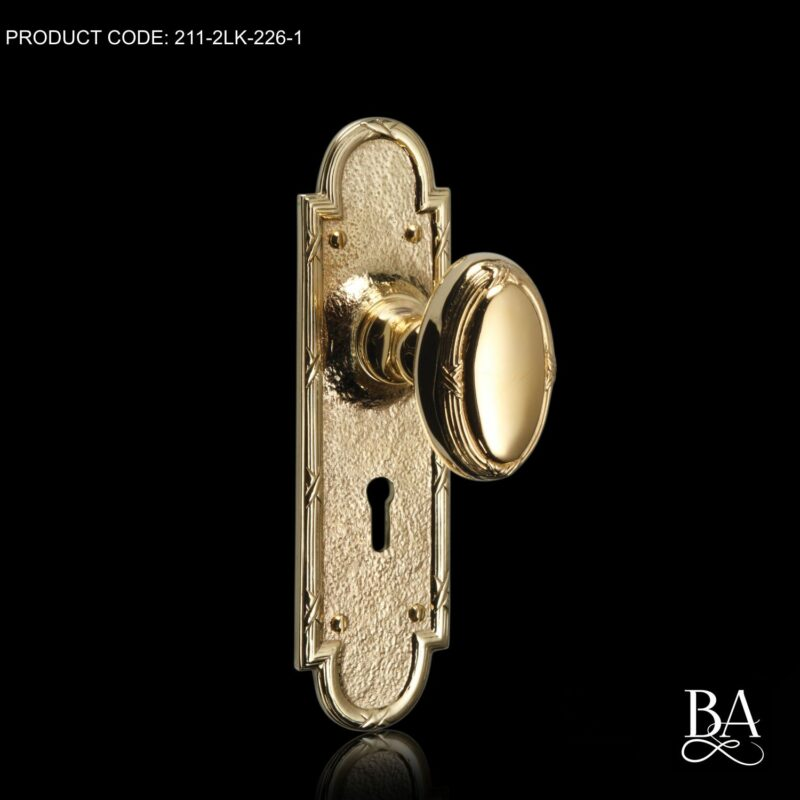 Burlington Door Knob