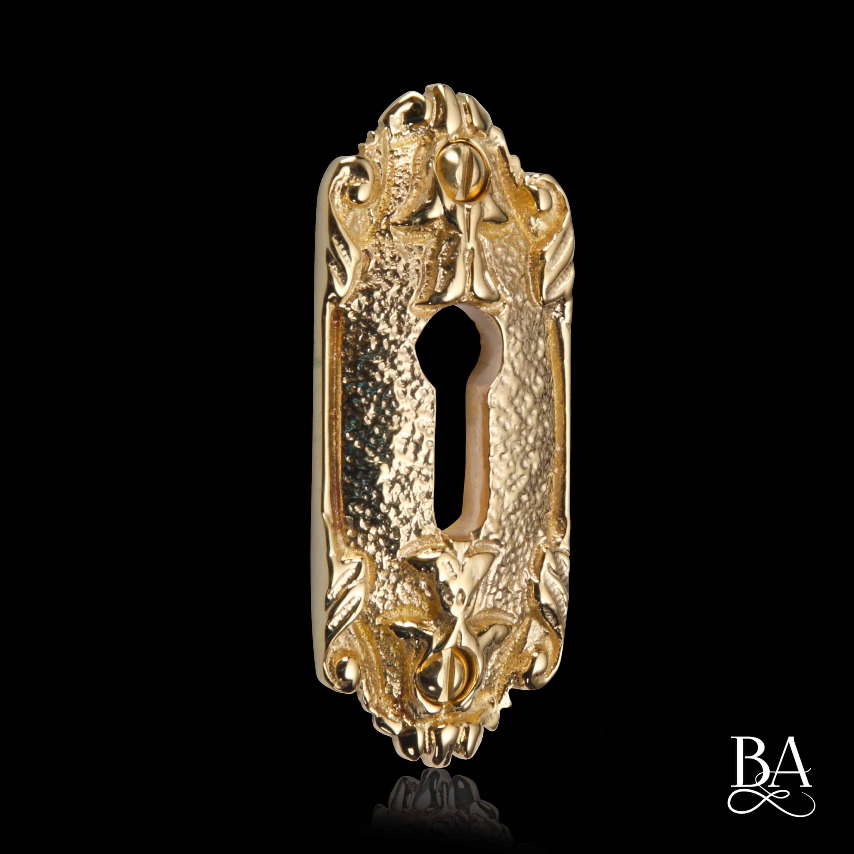 Louis XIV Emblem Escutcheon