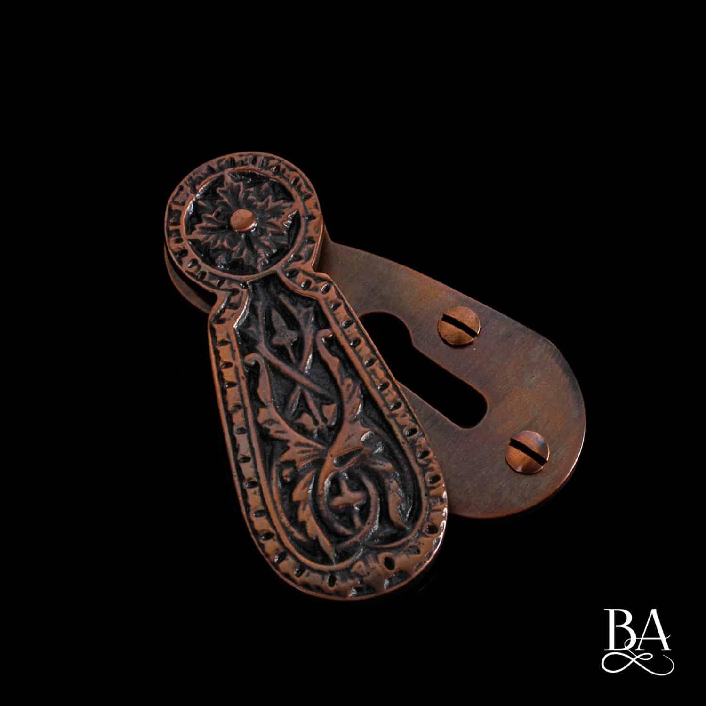 Louis XVI Emblem Detail Escutcheon