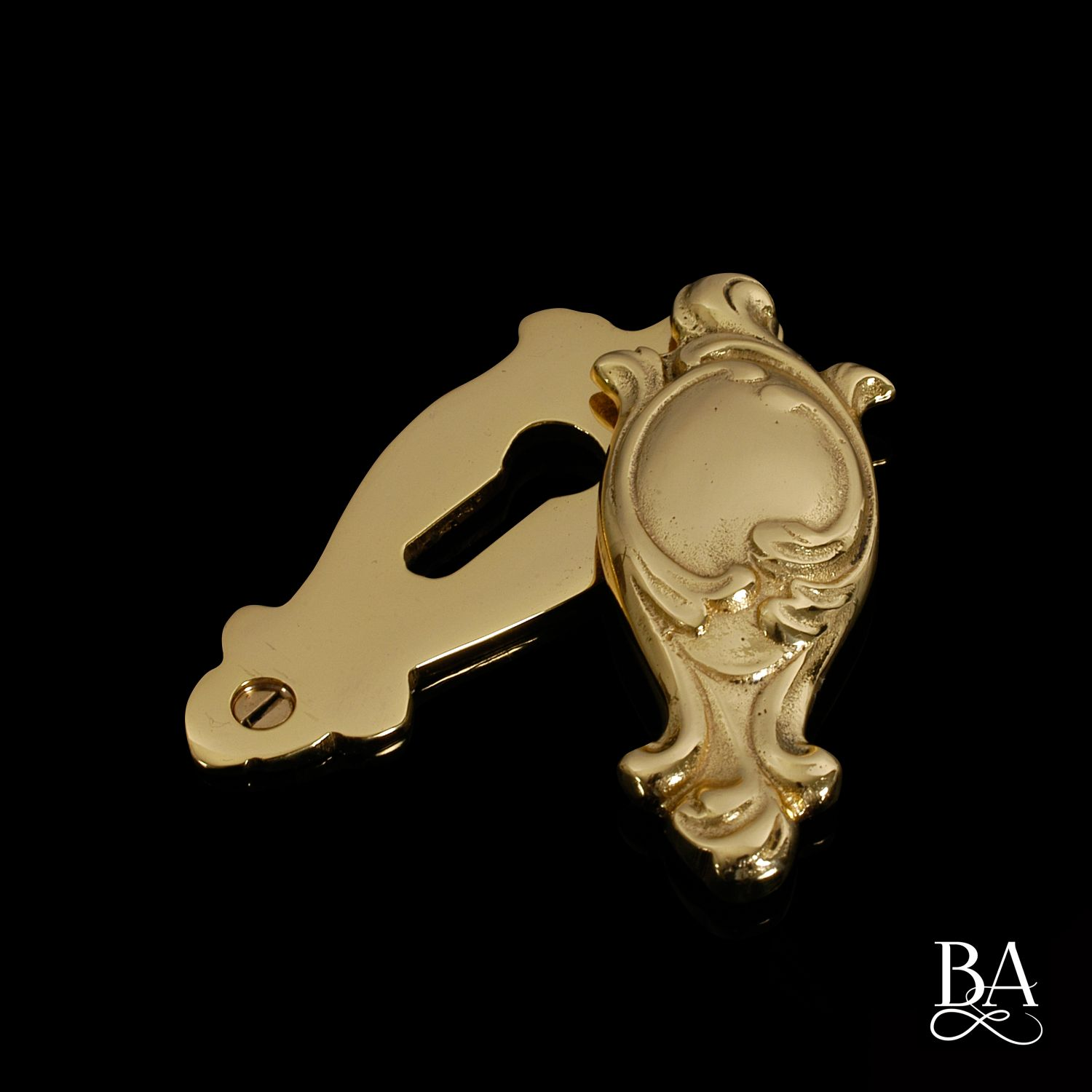 Louis XVI Plain Escutcheon