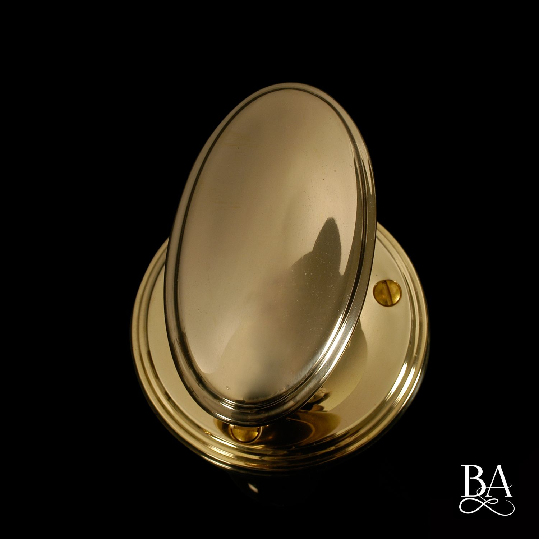 Constable Oval Door Knob