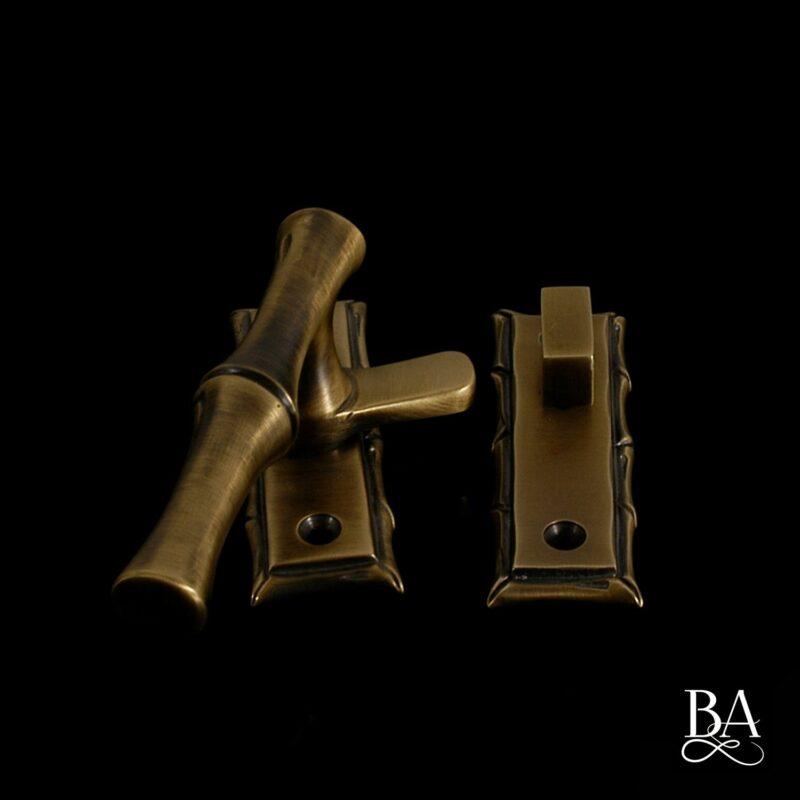 Bamboo Casement Fastner (Wedge)