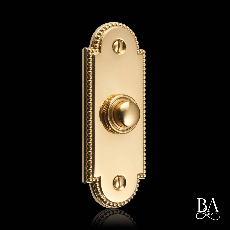 Princess Plate Door Bell