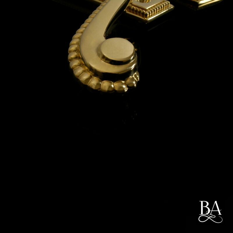 Princess Casement Fastner (Wedge)