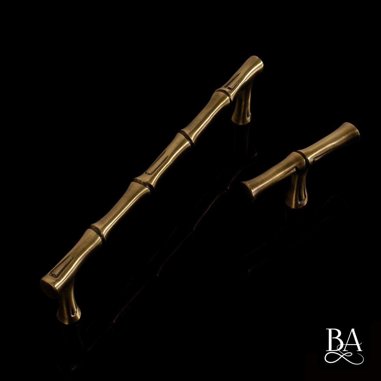 Bamboo Cupboard Pull